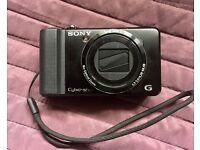 SONY DSC-HX9V, Compact digital camera