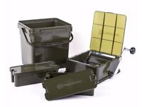 Ridgemonkey Boilie Crusher Full System For Carp Fishing Modular Bucket System With Crusher
