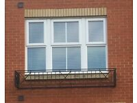Wall mounted window box for sale due to conservatory being built