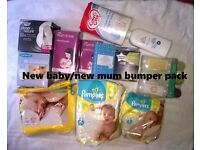 New Baby/New mum Bumper Kit!