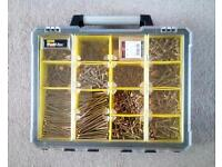 Stanley fatmax screw container and screws