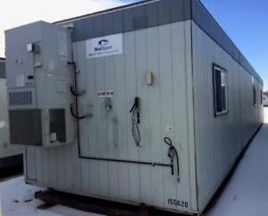 Trailer Modular skid building 12x60 WITH electric heat 155620