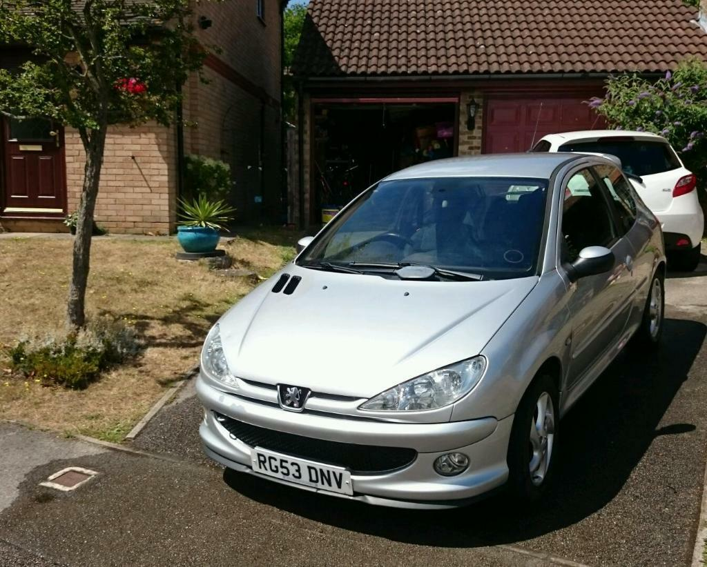 peugeot 206 2 0 hdi quiksilver 3dr in bicester oxfordshire gumtree. Black Bedroom Furniture Sets. Home Design Ideas