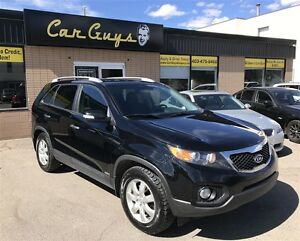 2013 Kia Sorento LX V6 - AWD, Heated Seats, Bluetooth