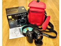 Nikon L310 Camera Outfit