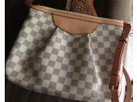 Louis Vuitton LV shoulder cross body bag MM