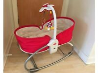 TinyLove 3in1 baby napper - very good and clean condition