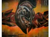 Mural artist /graffiti artist/3d arts/airbrush and more