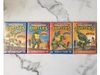 Teenage Mutant Ninja Turtles Best of Collection DVDS