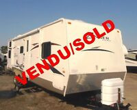 2011 Crossroads RV Zinger 30B ***SOLD***
