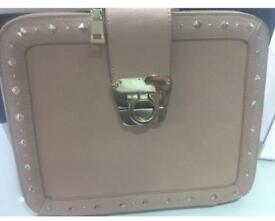 designer handbags, shoes and various items