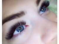 Mink Eyelash extensions, Russian Volume eyelashes, 2D-9D eyelashes extensions, Classic Lashes