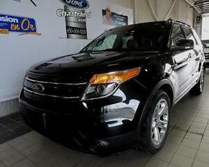 2013 Ford Explorer Limited/GPS/Caméra