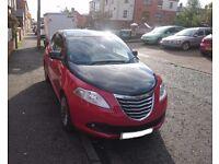Chrysler Ypsilon 1.2 Petrol Black&Red 5dr (start/stop) - 5 seats - MOT until 05/2018 - £4250 ONO