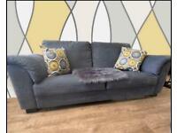 IKEA grey tidafors sofa