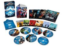 marvel phase one blu ray box set