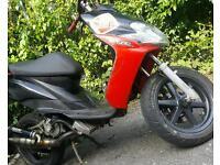 Yamaha jog rr 70cc (all stage 6)