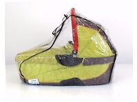 Oyster 1,2 carrycot raincover