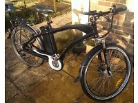 Electric Bike (Mountain Bike Style) - Excellent Condition