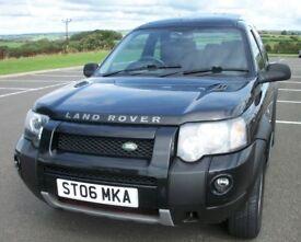 Landrover Freelander TD4 Adventurer Hatchback