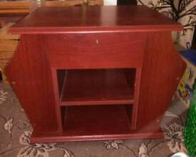 Side Table with shelves and drawer good condition £10