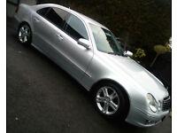 2007 Mercedes E280 cdi V6 May P/X OR SWAP (jeep, passat cc, s Class, c class etc...)