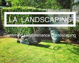 Gardening | Maintenance | Landscaping in West London
