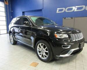 2015 Jeep Grand Cherokee SUMMIT 4X4 V8