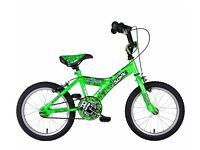 """BRAND NEW 16"""" boys girls bike"""