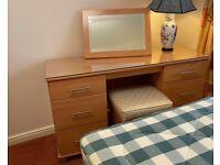Desk or Dressing Table set