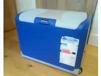 40l Halfords electric cool box fridge