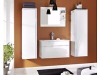 """SHINE"" Bathroom Furniture Set 4 Pieces !!! Free Delivery !!!! Pay Cash On Delivery !!!!"