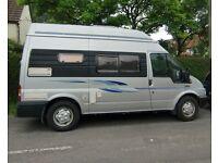 2 Berth Auto-Sleeper Ford Transit Duetto 2004