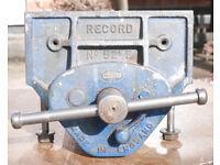 Record 52 1/2 E Vice
