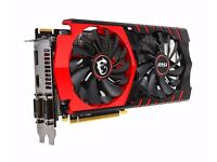 MSI AMD/Radeon R7 370 4GB (4GB GDDR5, OC, PCI-E 3.0)