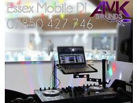 Affordable Mobile DJ Covering Essex - AMK Sounds