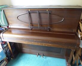Waldner Piano Needs a Good Home.