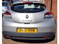 Renault Megane Coupe 1 lady owner from new-great condition and only £30 per year road tax! £3993 ono