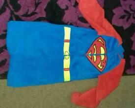 Childs superman onesie age 11 - 12