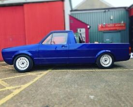 Volkswagen MK1 Caddy Project **Air Ride Fitted & 1.8t Engine Included**