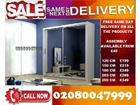 Exclusve offer- NEW 2 Door Sliding Wardrobe