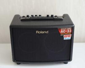 Roland Amplifier AC 33
