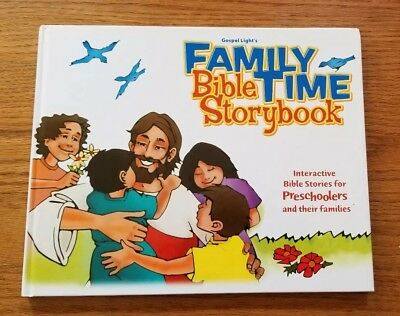 Gospel Light's FAMILY TIME Bible Storybook  for Preschoolers and their families