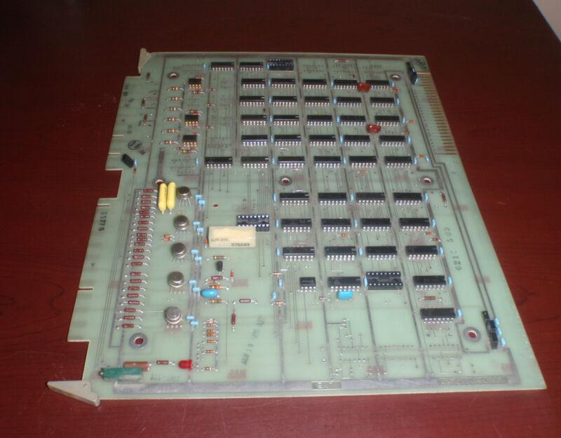 ALLEN BRADLEY PCB 634282E UMB3 CIRCUIT BOARD CARD 634282E