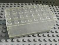 LEGO® Garage - Autogarage - klein transparent / grau Bayern - Vohburg an der Donau Vorschau
