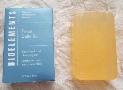 Bioelements Twice Daily Bar