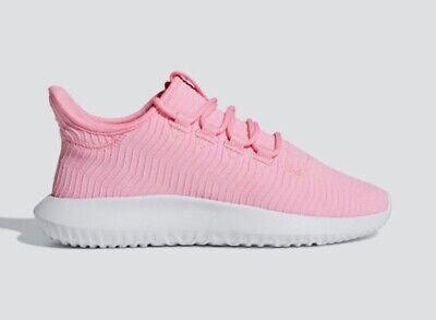 New Girls adidas Tubular Shadow J Running Shoes Multi-Size B37126