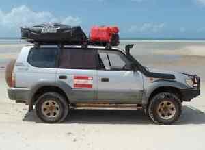 Toyota LandCruiser Prado, V6 3400, Petrol, Manual, 4x4 Brisbane City Brisbane North West Preview