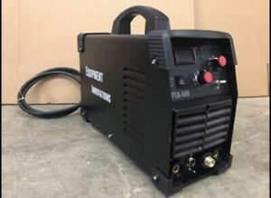 PTA-500 3in1 welder plasma cutter new