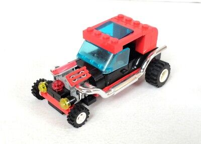 Vintage LEGO #6561 Hot Rod Club Dragster Car (Used, Incomplete)